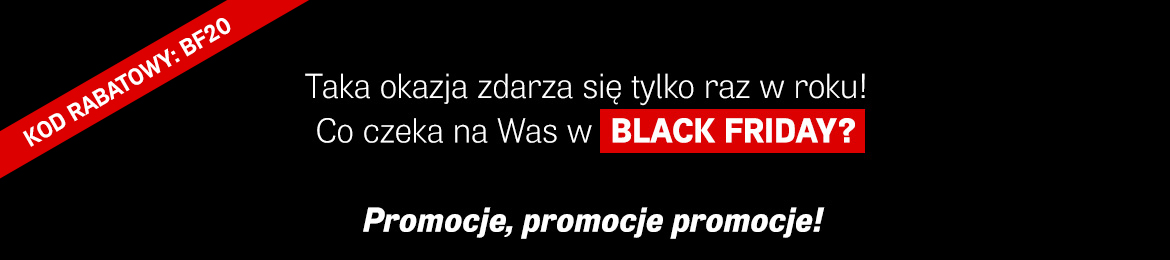 Black Friday w Ombre.pl