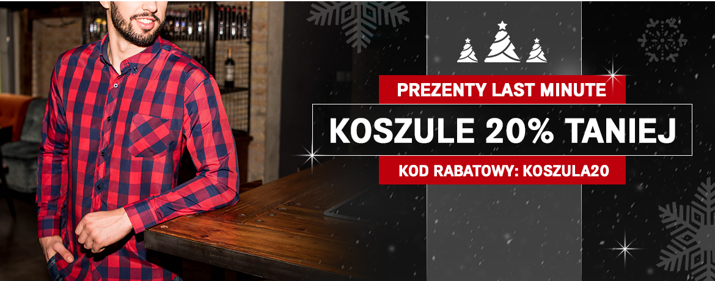 Mikołajki w Ombre.pl